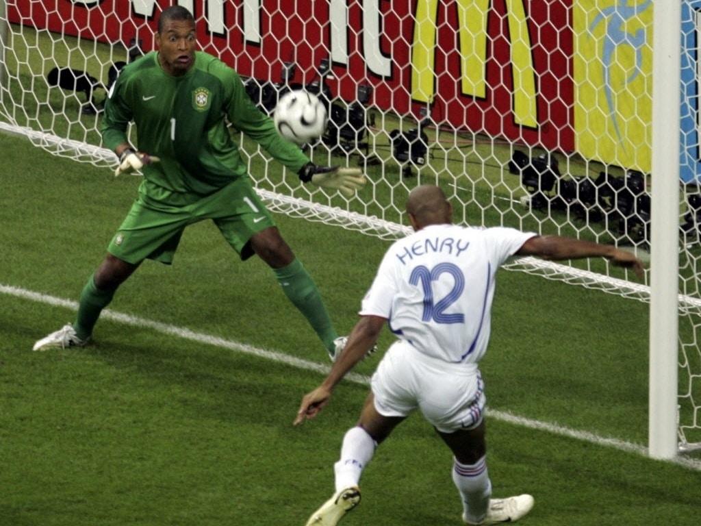01 07 2006 Franca 1 X 0 Brasil Tres Pontos